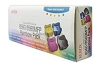 Genuine XEROX Solid Ink 8560/8560MFP Rainbow Pack [並行輸入品]