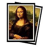 通常カード用デッキプロテクター 名画シリーズ モナリザ スタンダードサイズ パック