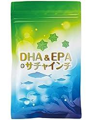 バイオサプリ DHA&EPA+サチャインチ 120粒(約1か月分)