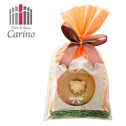 カリーノ ギフト お菓子 アニマル ドーナツ ラッピング くまキャラメル