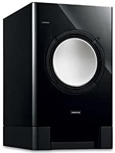 ONKYO SL-D501 サブウーファーシステム アンプ内蔵 ブラック SL-D501(B) 【国内正規品】