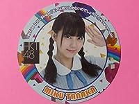 AKB48 Cafe&Shop コースター HKT48 キスは待つしかないのでしょうか? 田中美久