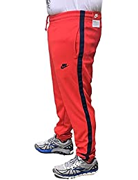 Nike Tribute Track pant-red and Obsidian (ブルー) XLサイズ