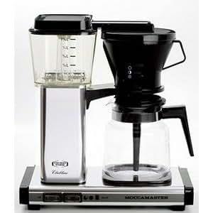 国内正規品 コーヒーメーカー MOCCAMASTER(モカマスター) KB-741
