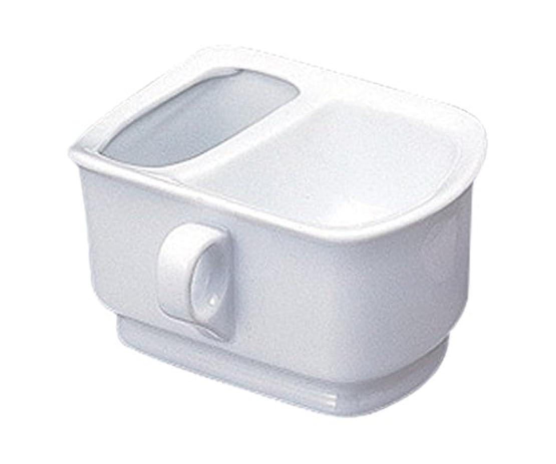 個人的に特徴づける子猫シェービングカップ ホワイト 344742