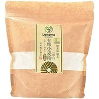 ろのわ 有機 国産小麦粉 (強力・精白) ミナミノカオリ 400g