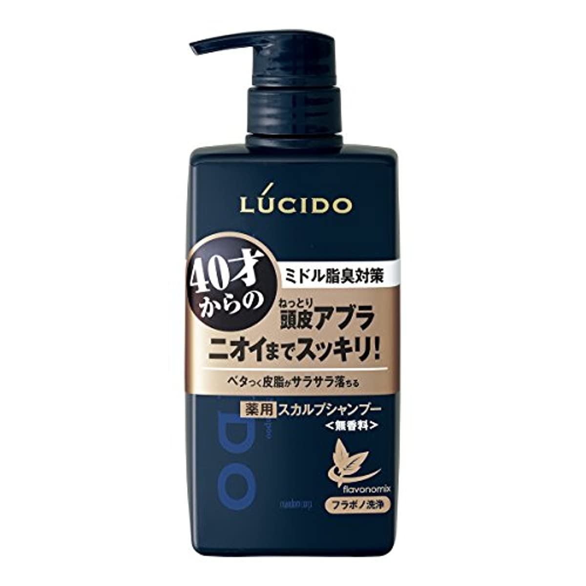 牧師不条理第ルシード 薬用スカルプデオシャンプー 450mL (医薬部外品)
