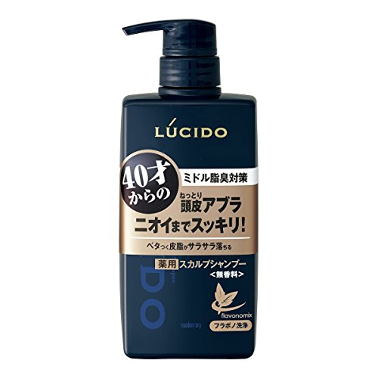 洋服リフト表向きルシード 薬用スカルプデオシャンプー 450mL (医薬部外品)