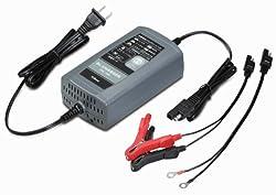 セルスター バッテリー充電器 DRC-300 バイク利用可  (フロート+サイクル充電)12V専用