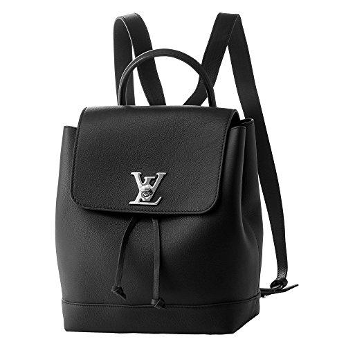 ルイヴィトン(Louis Vuitton) ロックミー LOCKME M41815 リュックサック ブラック 黒 [並行輸入品]
