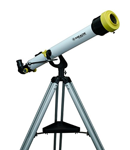 Meade eclipseview 60mm Refracting Day or Night Telescope with Removableフィルタ( 227002)