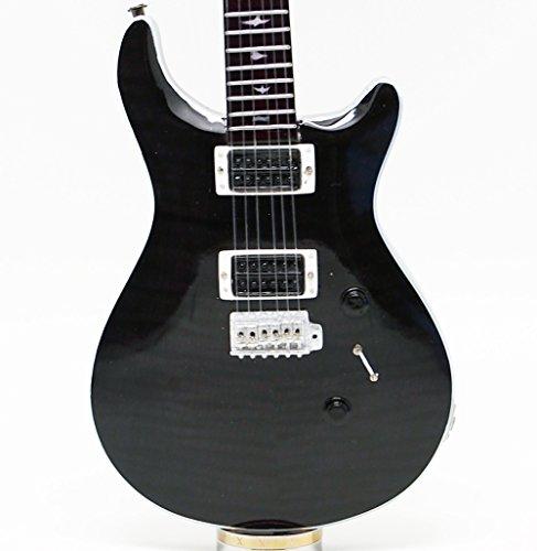 [해외][Musical Story] 미니 기타 맞춤 24 블랙 스타일/[Musical Story] Miniature Guitar Custom 24 Black Style