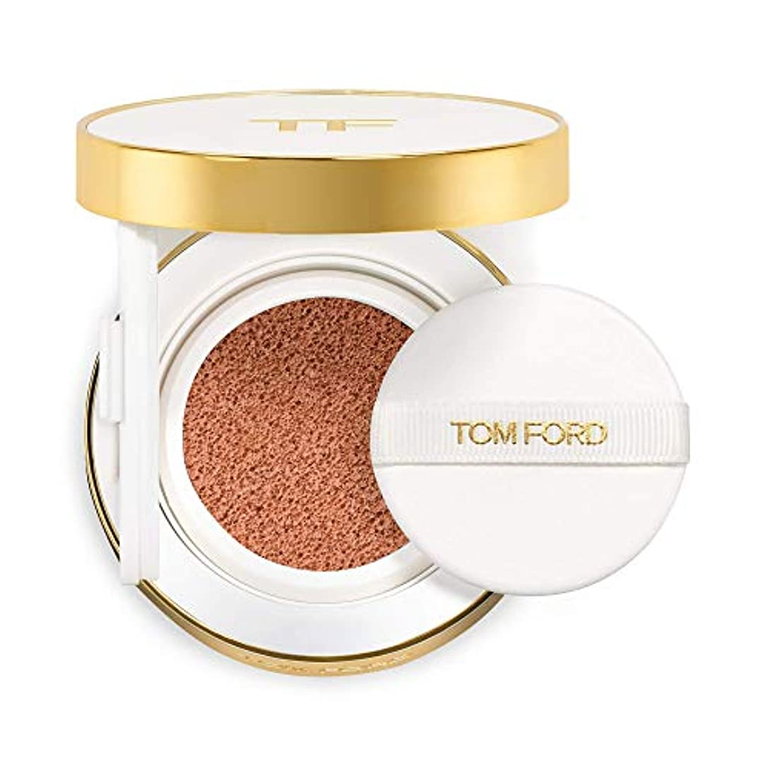 敬意を表して長老ソファートム フォード Soleil Glow Tone Up Hydrating Cushion Compact Foundation SPF40 Refill - # 7.8 Warm Bronze 12g/0.42oz並行輸入品