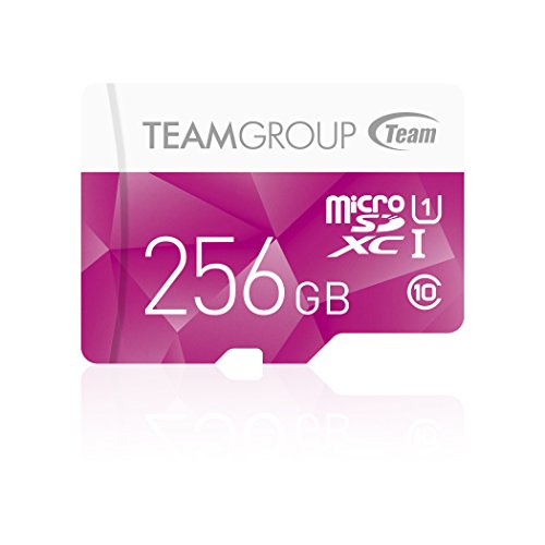 Team Micro SDHC/SDXC UHS-1 COLOR CARDシリーズ