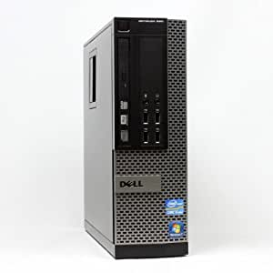 【中古】デル 省スペースデスクトップ Optiplex 990 3.4GHz Core i7 500GB 990SF I7-2600(7P)(297582)
