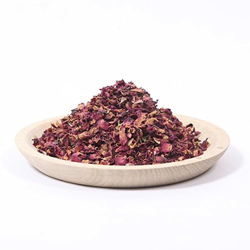 汚れた消費黒Dried Rose Petals - 1Kg