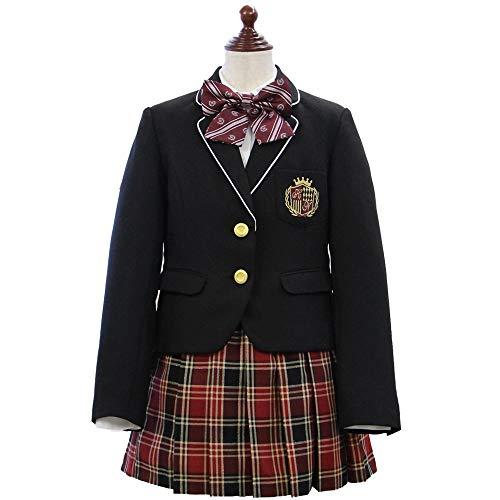 17e0c5ec54803 363206050 Hiromichi Nakano 卒業式 小学生 女の子 スーツ 4点セット フォーマル 女児 子供スーツ ヒロミチナカノ   リトルプリンセス  Little .