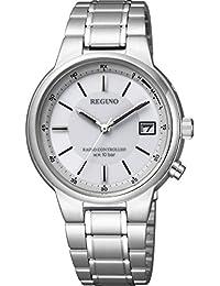 [シチズン]CITIZEN 腕時計 REGUNO レグノ ソーラーテック電波 スタンダード ペアモデル KL8-112-91 メンズ