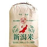 【玄米】新潟県産 玄米 ミルキークイーン 平成28年産 30kg 異物除去調整済