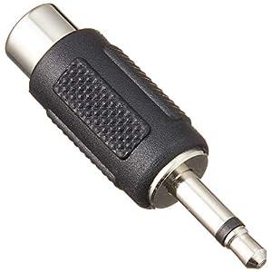 Silk Road AD-07 Adapter Series RCAジャック-モノラルミニプラグ 変換アダプター