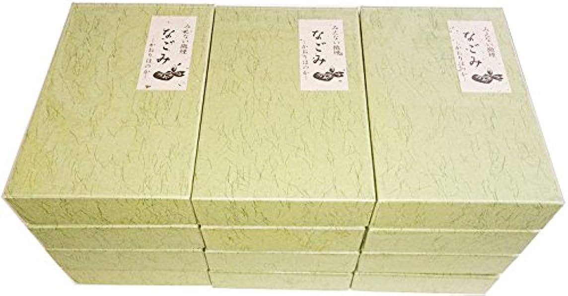 公然と支配する遺伝的淡路梅薫堂の無香線香 無香料線香 無臭線香 なごみ 135g×12箱 #108