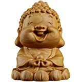 Engraved Craft Gifts Home furnishings Smile Buddha Pulling Bag Maitreya Buddha Blessing Full of Heaven and Earth