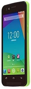 freetel フリーテル SIMフリー スマートフォン priori2 スペシャルパック グリーン (Android 4.4/4.5inch / 標準 SIM/micro SIM/デュアルSIMスロット / 1GB / ROM 8GB) FT142A-PR2SP-G