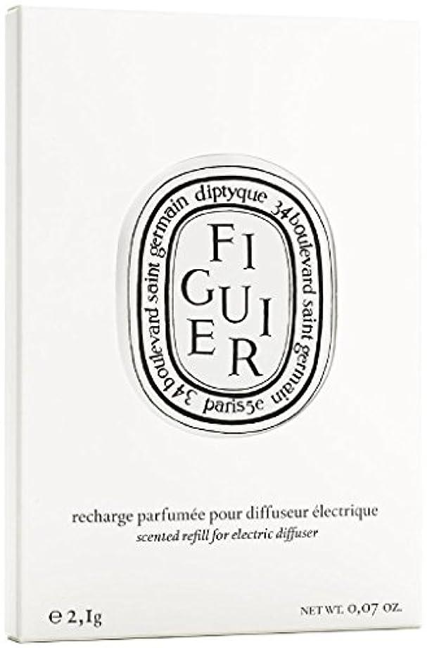 【DIPTYQUE(ディプティック)】【国内正規品】カー ディフューザー&カプセルセット (フィギエ(FIGUIER))