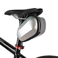 自転車サドルバッグ、防水、MTB自転車リアバッグサイクリングリアシートテールバッグ自転車アクセサリーバッグ