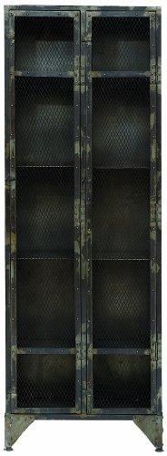 journal standard Furniture GUIDEL MESH LOCKER 2DOORS