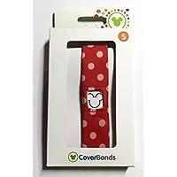 [ディズニー]Disney Walt World Magic Band Red Minnie Mouse Coverbands Small [並行輸入品]
