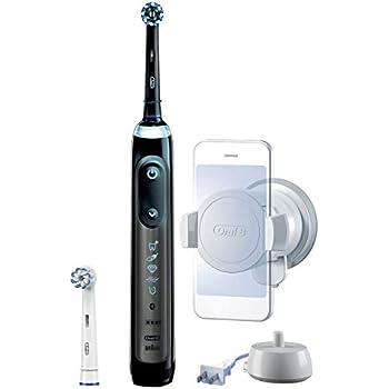 【Amazon.co.jp 限定】ブラウン オーラルB 電動歯ブラシ ジーニアスX チタニウムグレー D7065266CTG