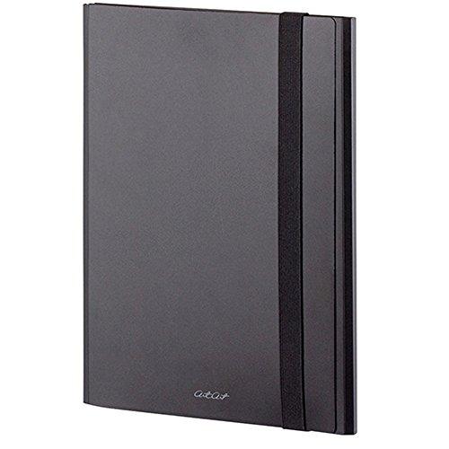 セキセイ ドキュメントファイル アルタートケース A4 ブラック ART-5500