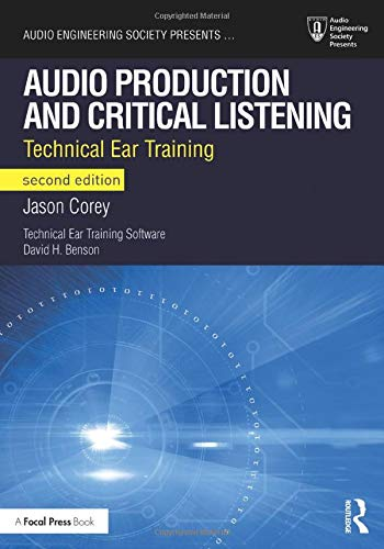 Download Audio Production and Critical Listening (Audio Engineering Society Presents) 1138845949