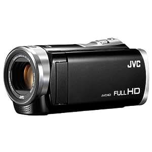 JVCKENWOOD JVC EVERIO ビデオカメラ GZ-E320 内蔵メモリー8GB ブラック GZ-E320-B