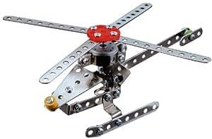 【科学工作】エネルギー メタルソーラーキット(飛行機/ヘリコプター)