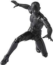 S.H.フィギュアーツ ボディ DX SET 2 (Solid black Color Ver.)