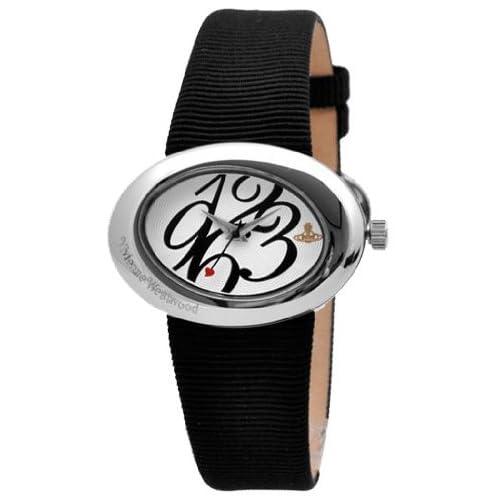 ヴィヴィアン ウエストウッド VIVIENNE WESTWOOD エリプス 腕時計 VV014WHBK[並行輸入]