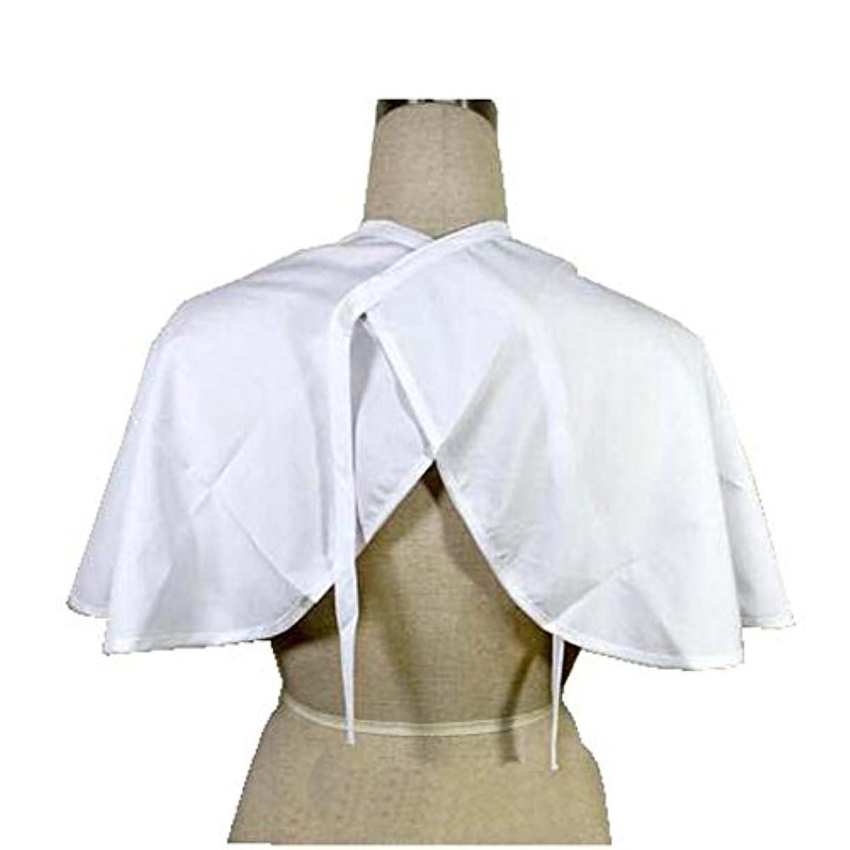 十丘予言するクライアントのプロフェッショナルサロンクライアントドレスショート布、ヘアーサロンスモック