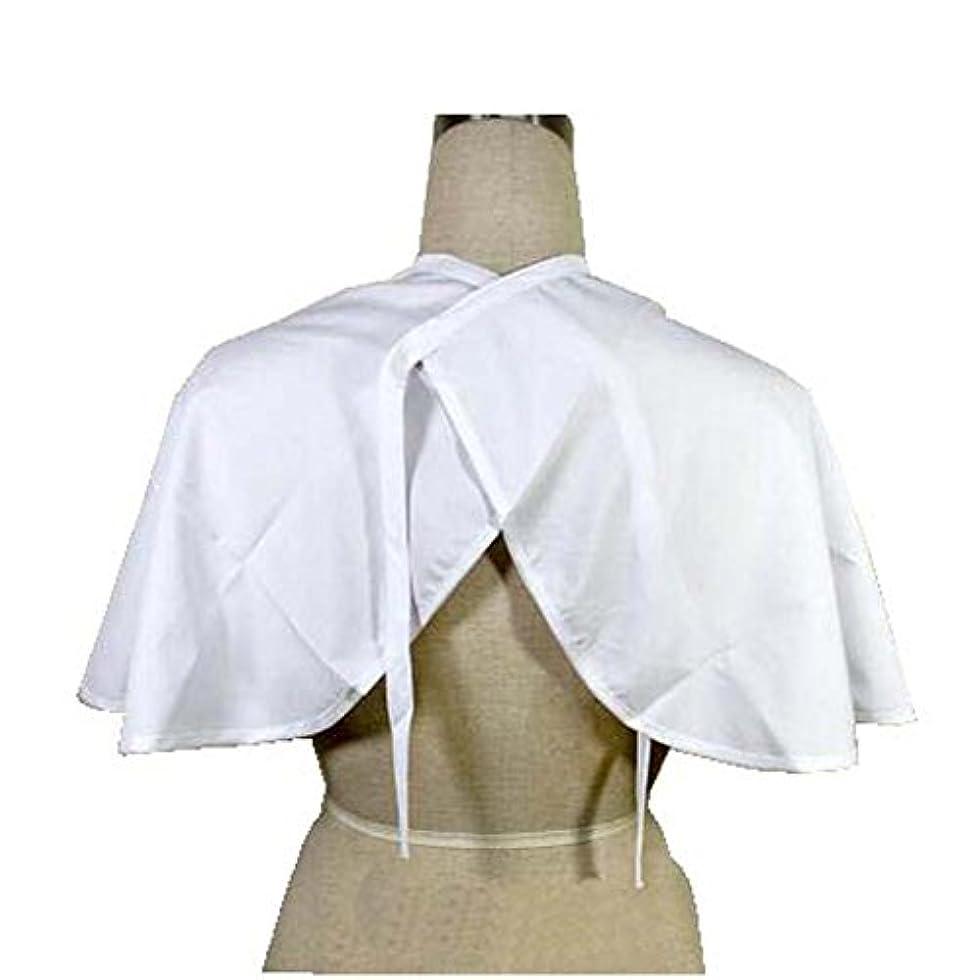 エスカレーター夜間効率クライアントのプロフェッショナルサロンクライアントドレスショート布、ヘアーサロンスモック