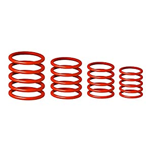 Gravity グラビティ 交換用カラーリング G-RINGS Lust Red GRP5555 RED1