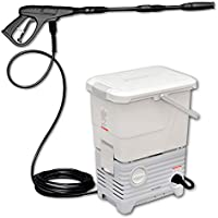 アイリスオーヤマ 高圧洗浄機 静音タイプ 温水対応 タンク式 SBT-512N