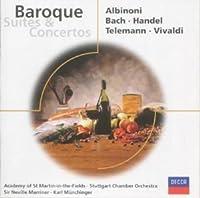 Baroque Suites & Concertos by Marriner (2008-05-21)
