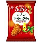 亀田製菓 ハッピーターン 大人のトマトバジル味 32g×10袋