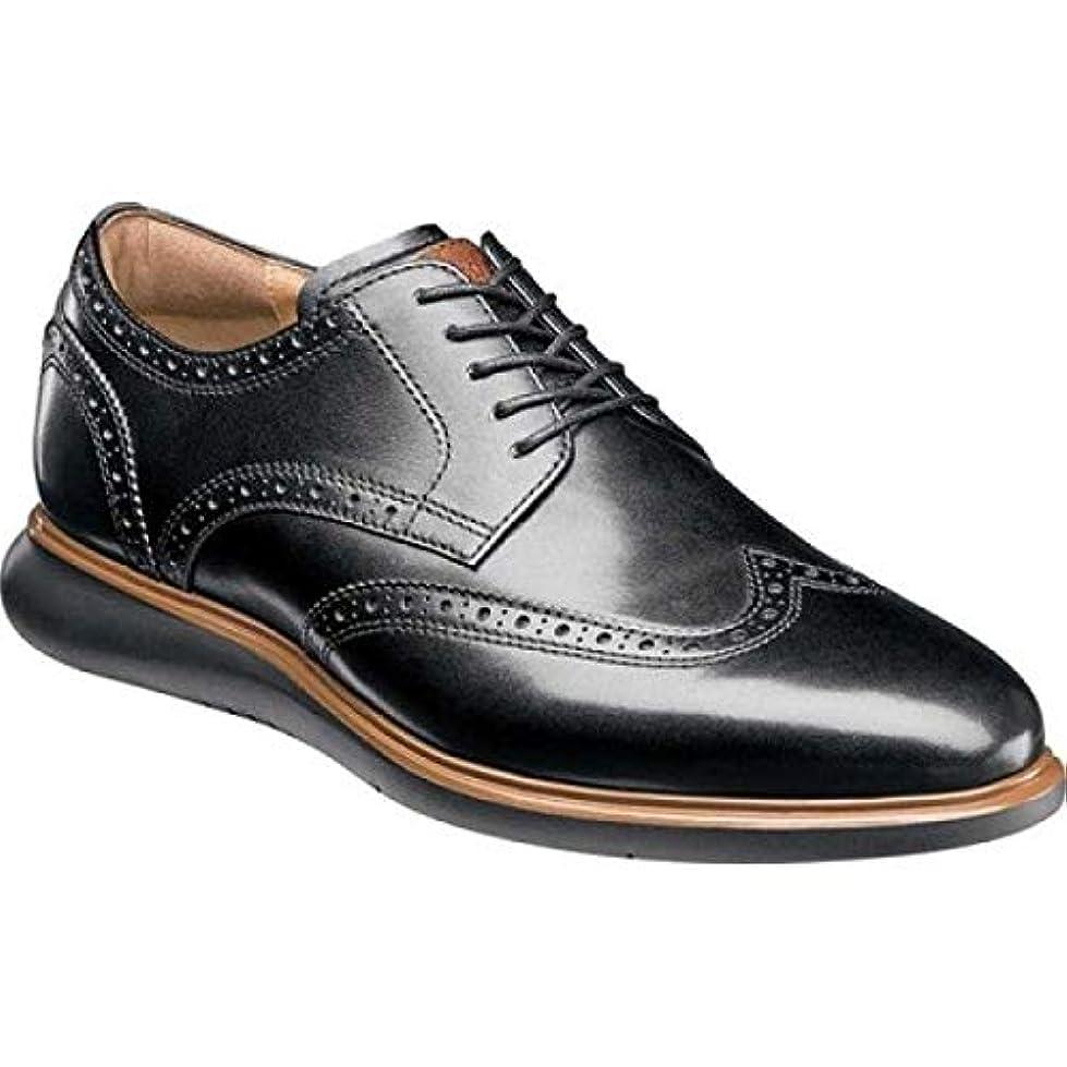 吐き出す用量社説(フローシャイム) Florsheim メンズ シューズ?靴 革靴?ビジネスシューズ Fuel Wingtip Oxford [並行輸入品]