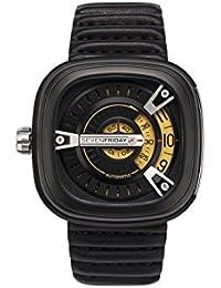 [セブンフライデー]SEVENFRIDAY 腕時計 M-series トノフェイス型時計 M2/01 メンズ 【並行輸入品】