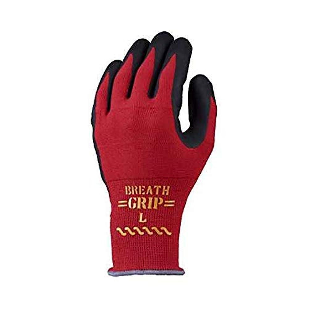 チェスうなずく花弁[ショーワ] 作業手袋 ブレスグリップ type-R 1双 380R