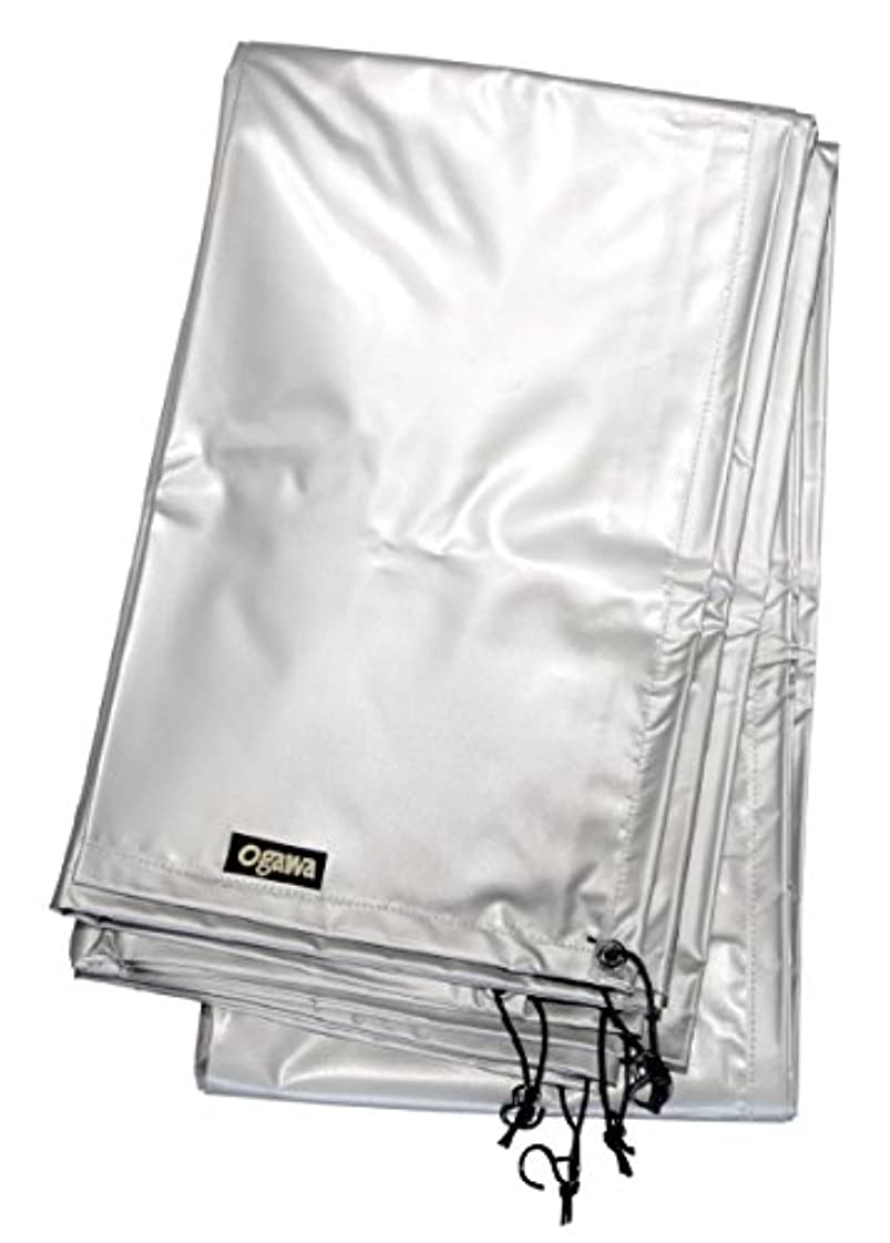 光沢エコーデンマークogawa(オガワ) テント用 PVCマルチシート(210cm×130cm用) 1400
