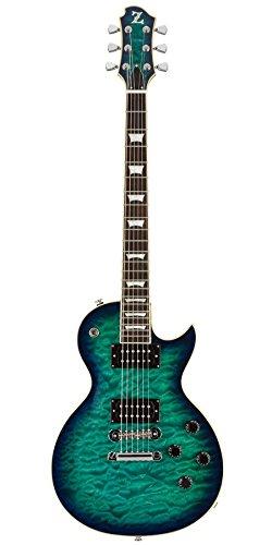 ZEMAITIS Z22QQ TBB エレキギター(ゼマイティス) (ゼマティス)