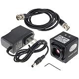 Baoblaze 1200TVL HD デジタルCCD顕微鏡カメラ 産業用 BNC/AV カラービデオ Cマウント